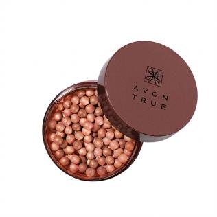 Avon : MAKE UP - MAKE UP ZA LICE - Avon True brončane perle